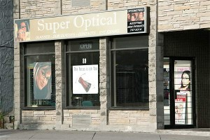 Super Optical Store in Waterloo